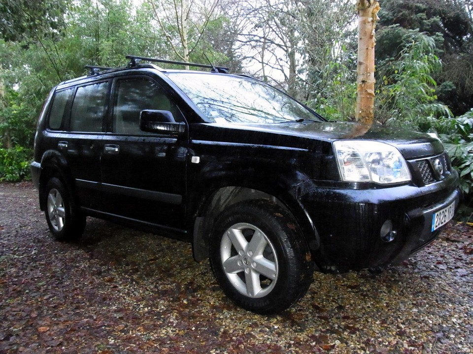 2004 Nissan X-TRAIL ADVENTURE EDITION