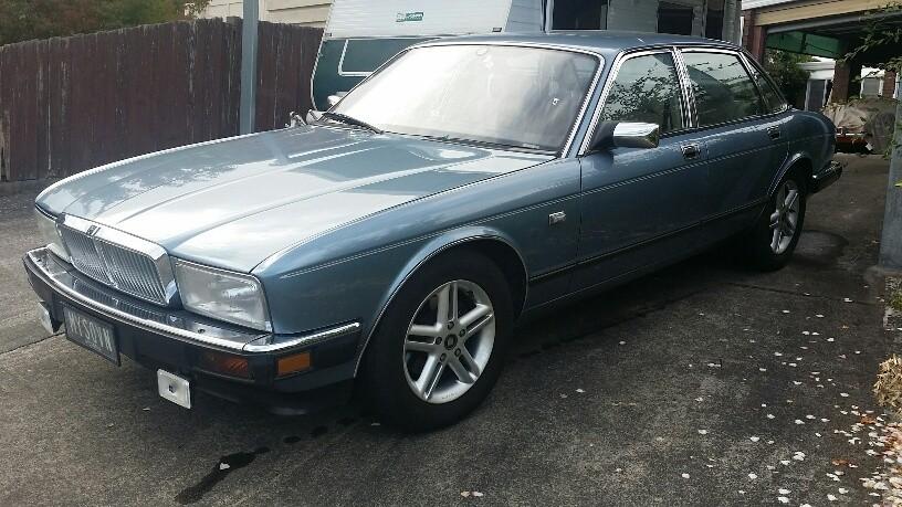 1991 Jaguar SOVEREIGN 4.0 LWB