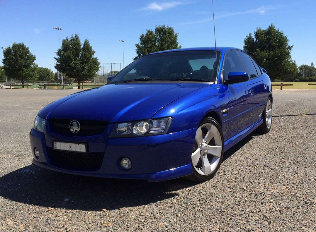 2004 Holden VZ SS COMMODORE