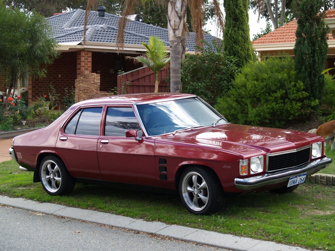 Holden KINGSWOOD - Come Monaro