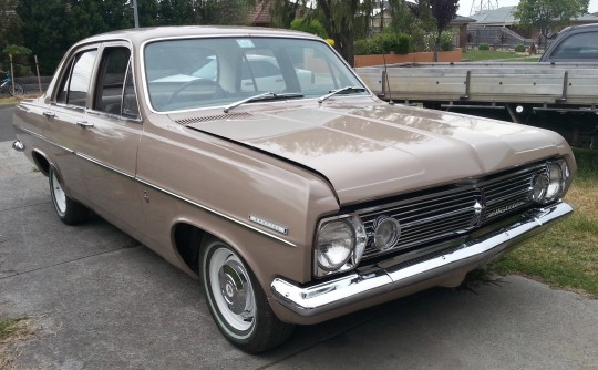 1967 Holden HR Special Factory 186S / opel 4 speed