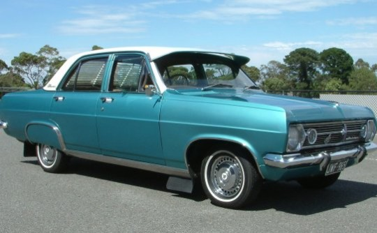"1967 Holden HR Premier ""Lady Love"""