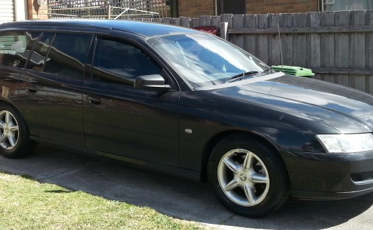 2006 Holden COMMODORE v6