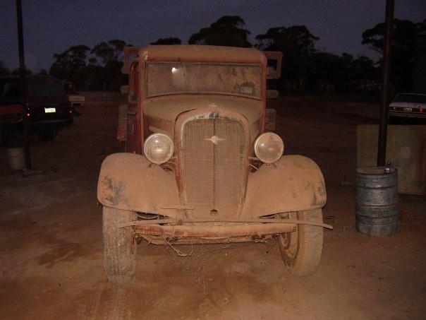 1935 Chevrolet 3 Ton