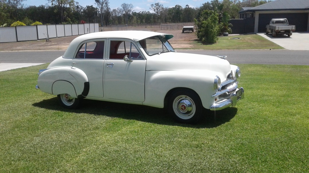 1954 Holden Special Vehicles FJ