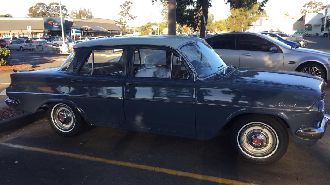 1962 Holden EJ Special