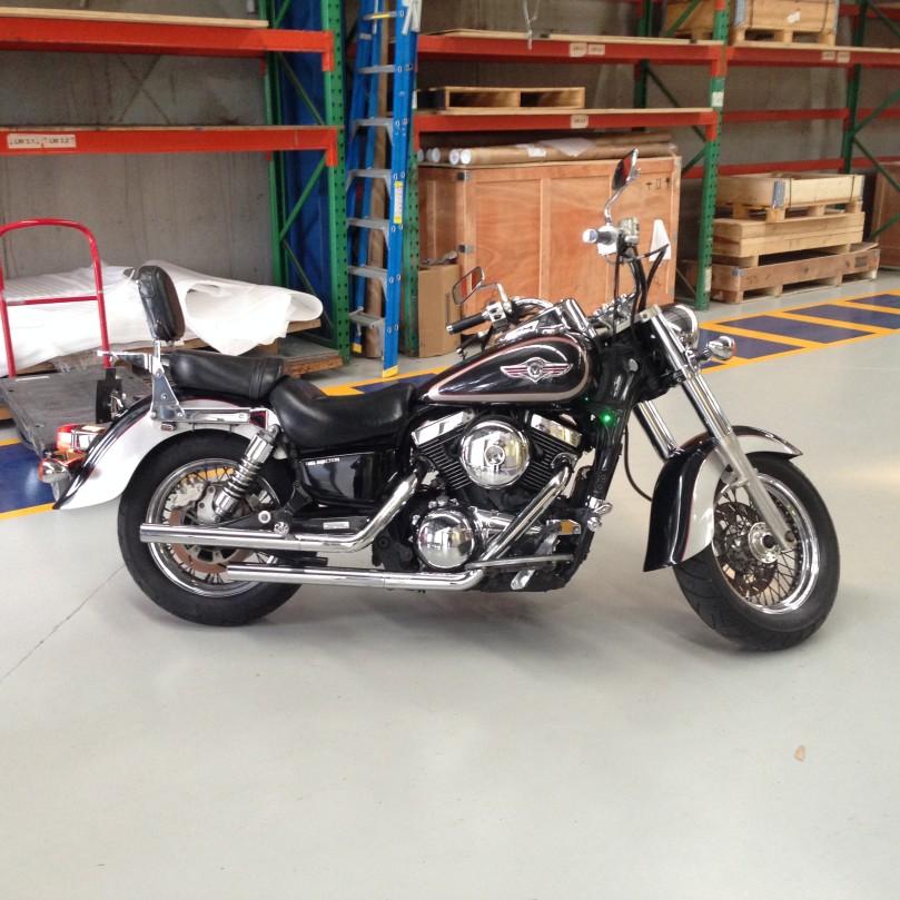 2000 Kawasaki 1470cc VN1500 (VULCAN 88)