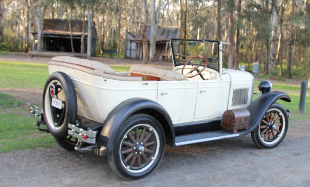 1928 Chevrolet AB National Tourer