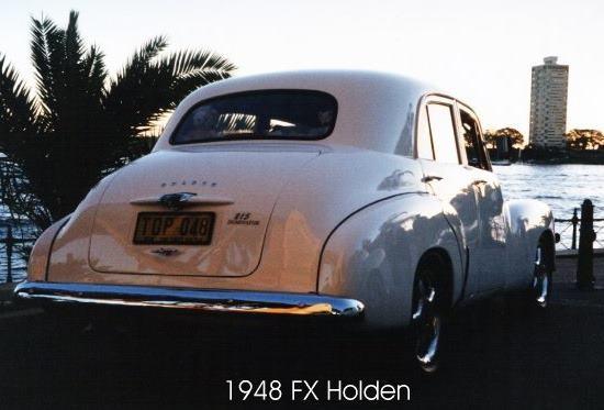 1948 Holden 48-215 FX