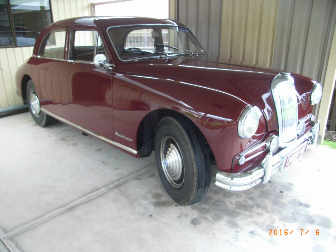 1956 Riley R M H Pathfinder