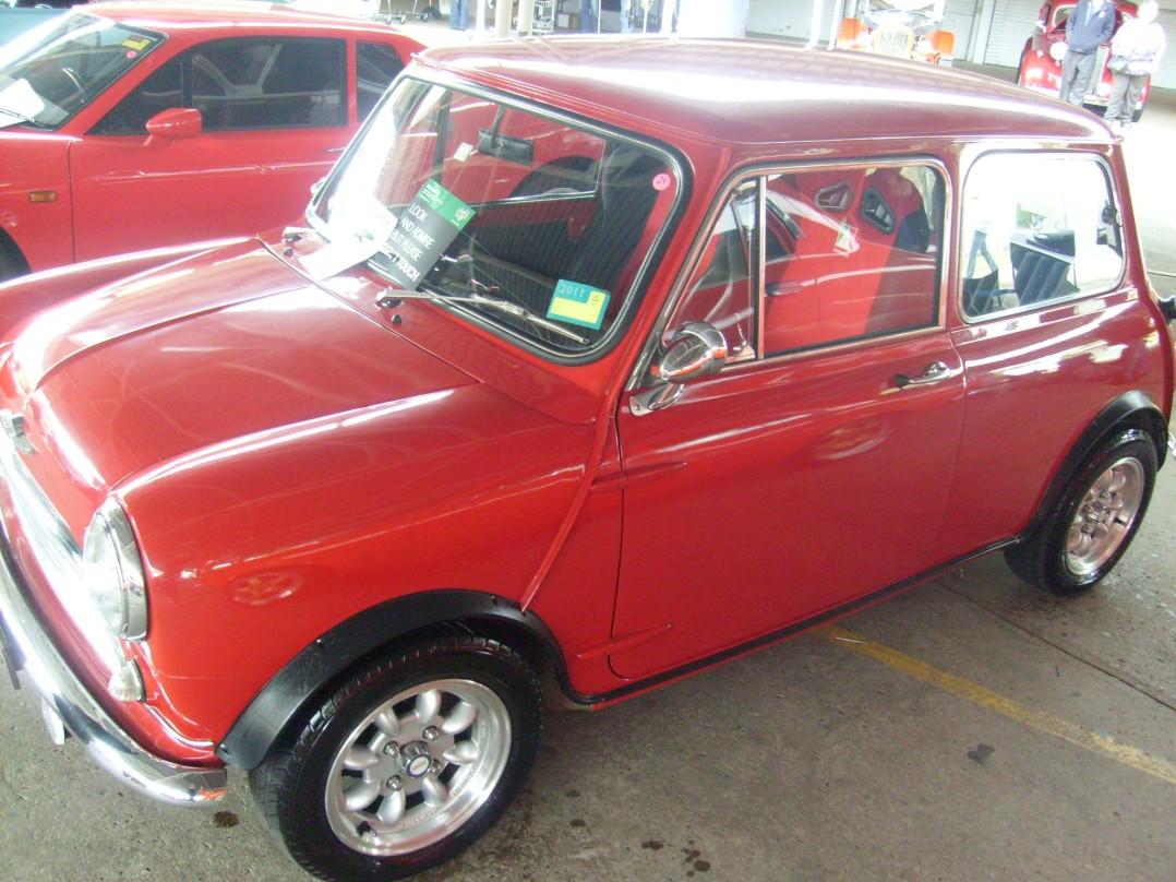 1977 Cooper Mini