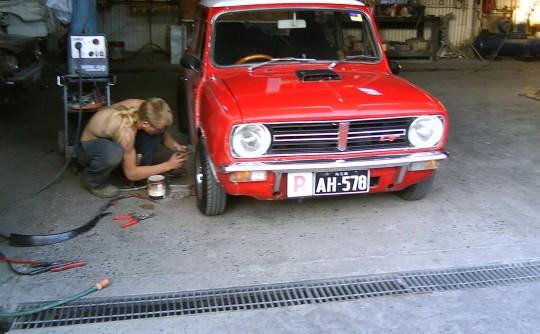 1972 Clubman 01 / 72 GT
