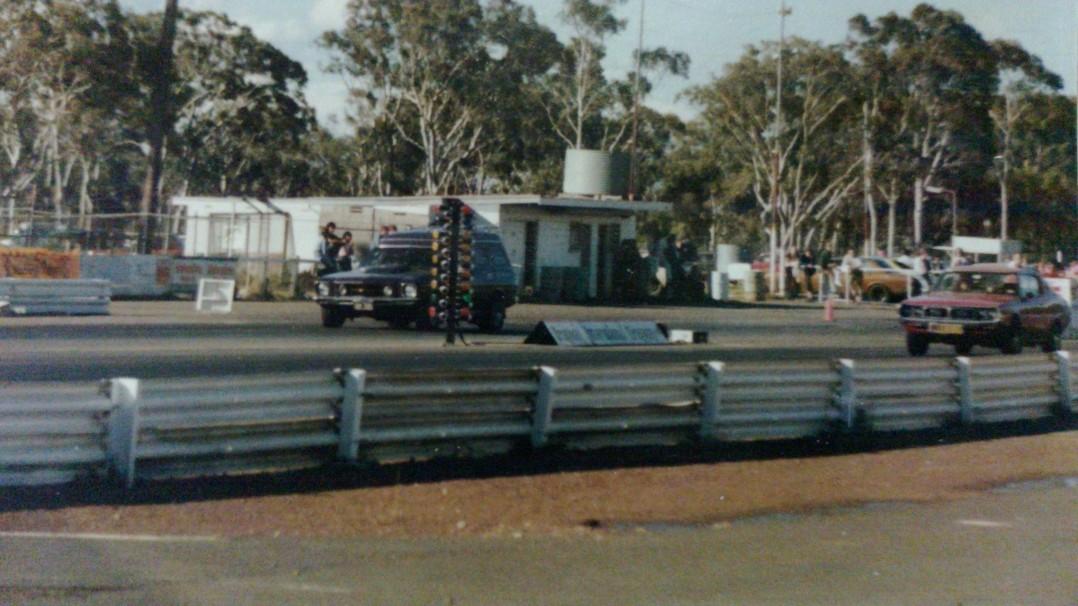 1972 Holden VAN