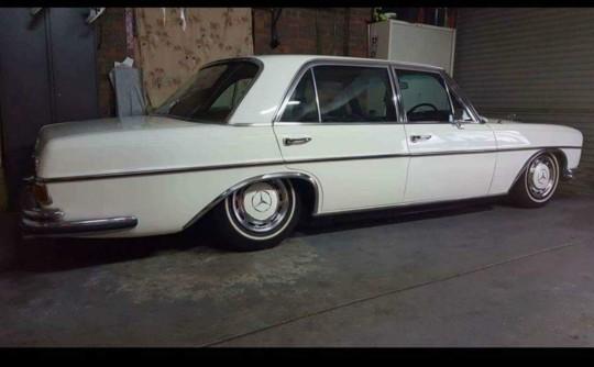 1971 300 SEL Mec 6.9lt V8