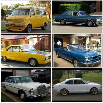 All Classics Car  Club or ACCC of Australia.