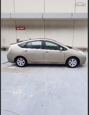 2007 Toyota PRIUS I-TECH HYBRID