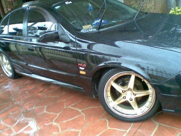 1998 Ford XR6