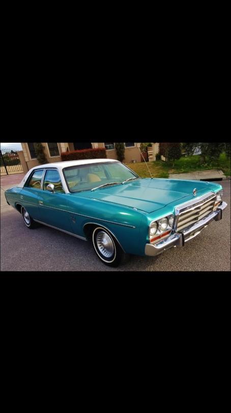 1979 Chrysler REGAL SE