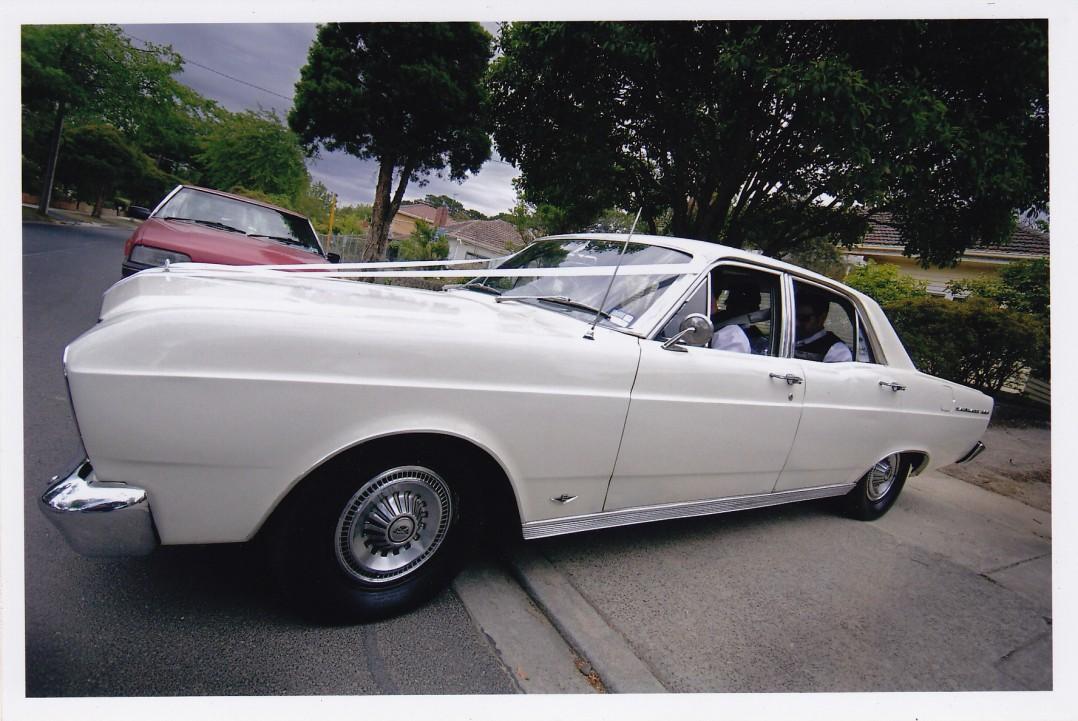 1967 Ford ZA Fairlane 500