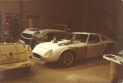 1970 Bolwell Mk 7
