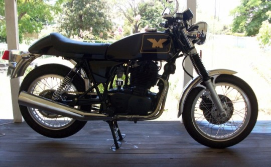 1988 Matchless G80