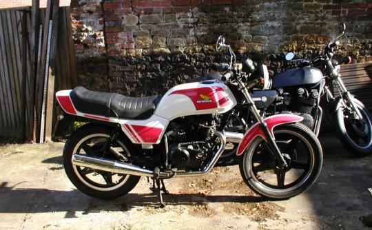 1982 Honda Super Dream