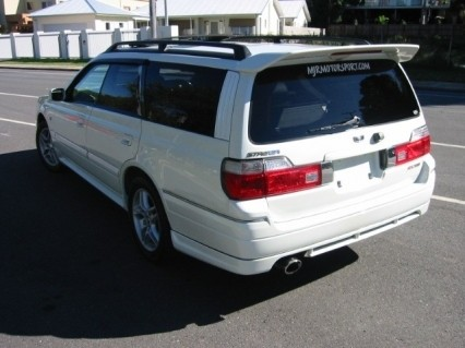 1999 Nissan STAGEA RS4 LUXURY PACK