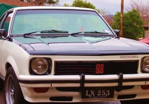 1977 Holden Torana SS Hatch