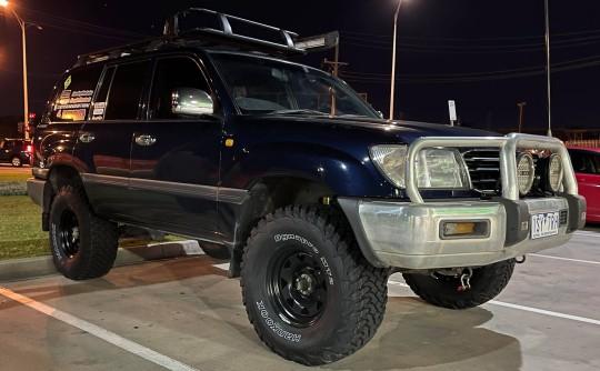 1999 Toyota 105 series