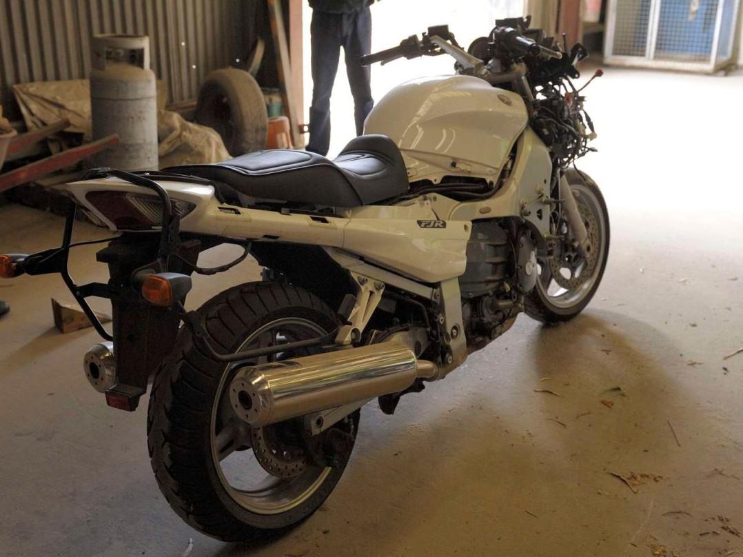 2005 Yamaha 1298cc FJR1300A