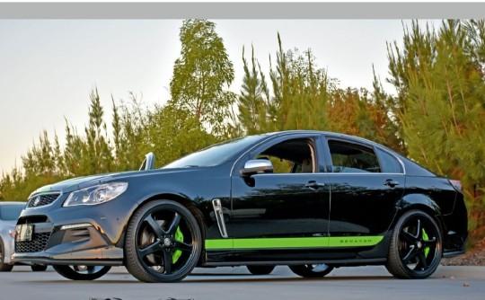 2017 Holden Special Vehicles SENATOR SIGNATURE