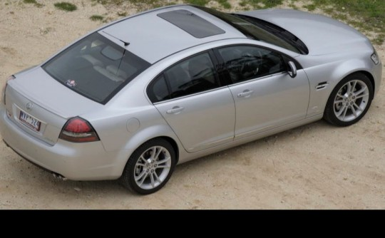 2008 Holden CALAIS V 60TH ANNIVERSARY