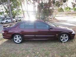 2000 Ford FAIRMONT GHIA