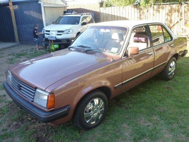 1978 Holden GEMINI SL/X
