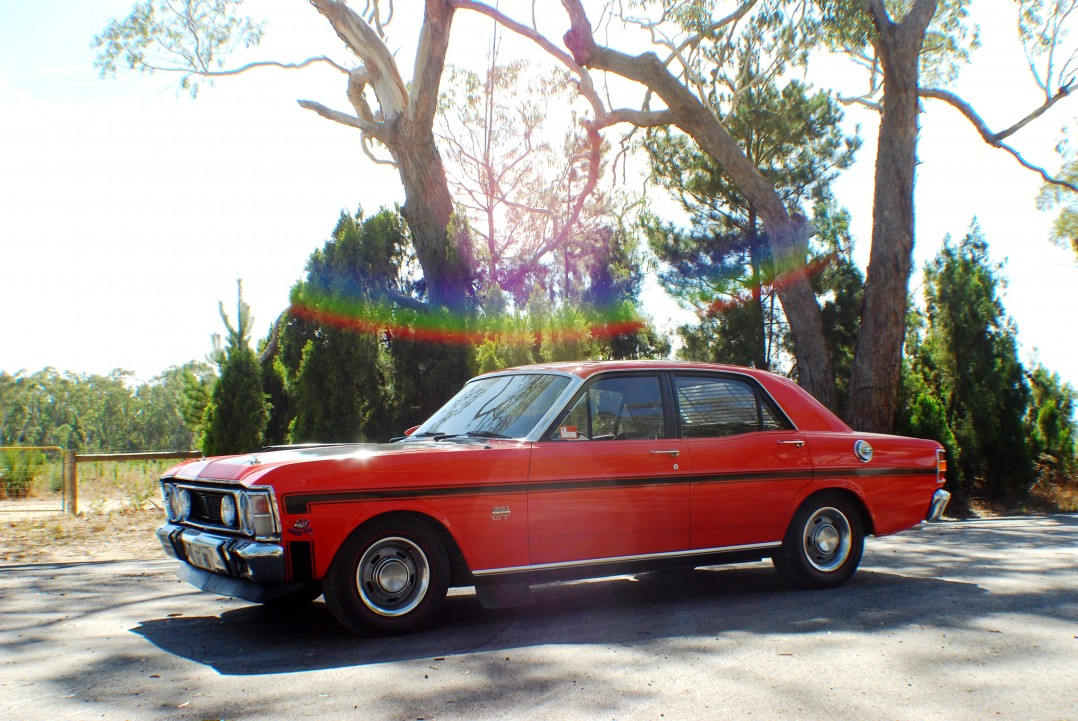 1970 Ford Falcon GT-HO Phase 2