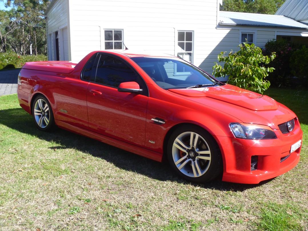 2009 Holden SS