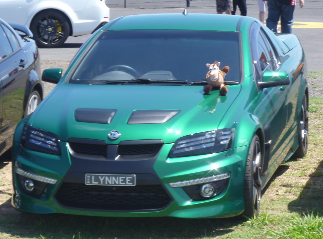 2010 Holden Maloo R8 20th anniversary