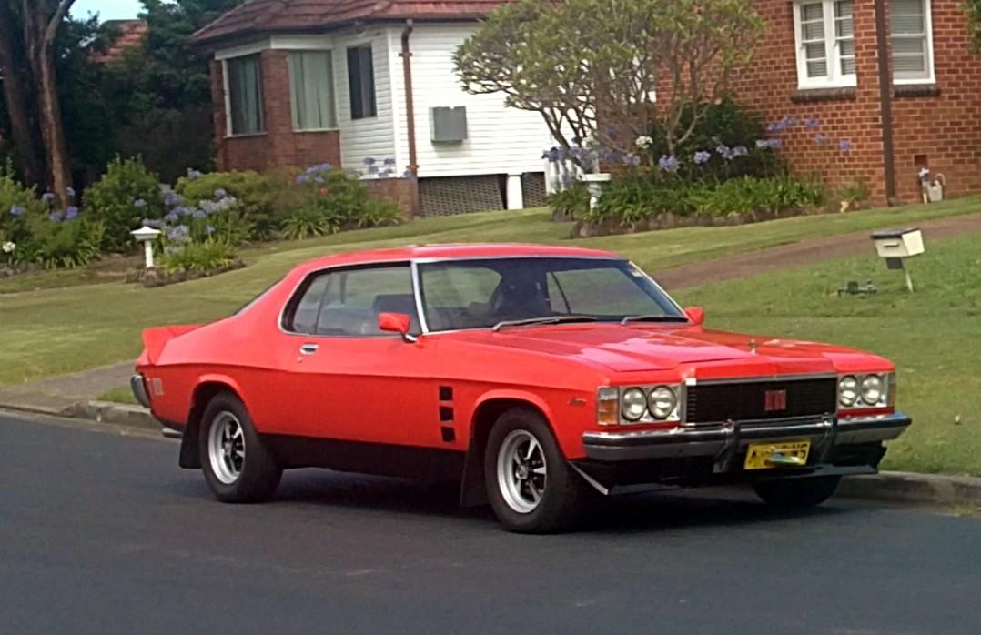 1971 Holden MONARO
