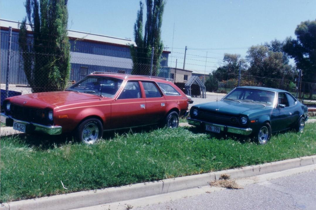 1975 American Motors Hornet