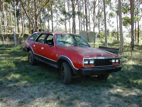 1980 American Motors Eagle