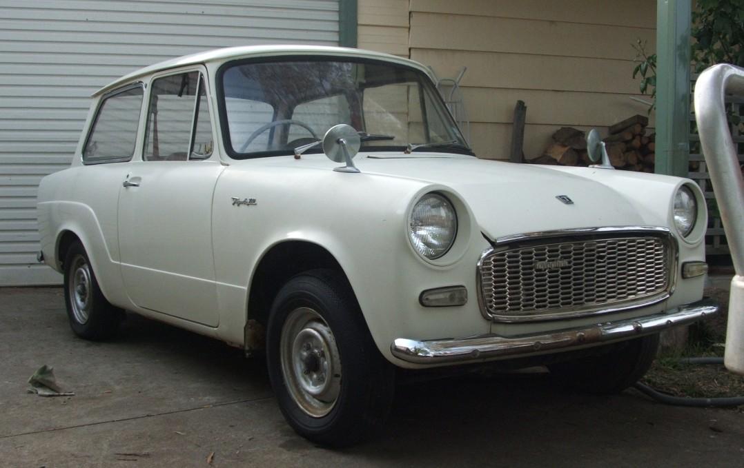 1961 Toyota 700