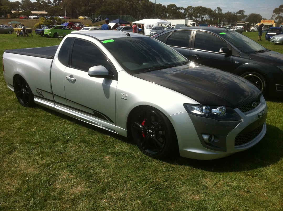 2010 Ford FPV GS