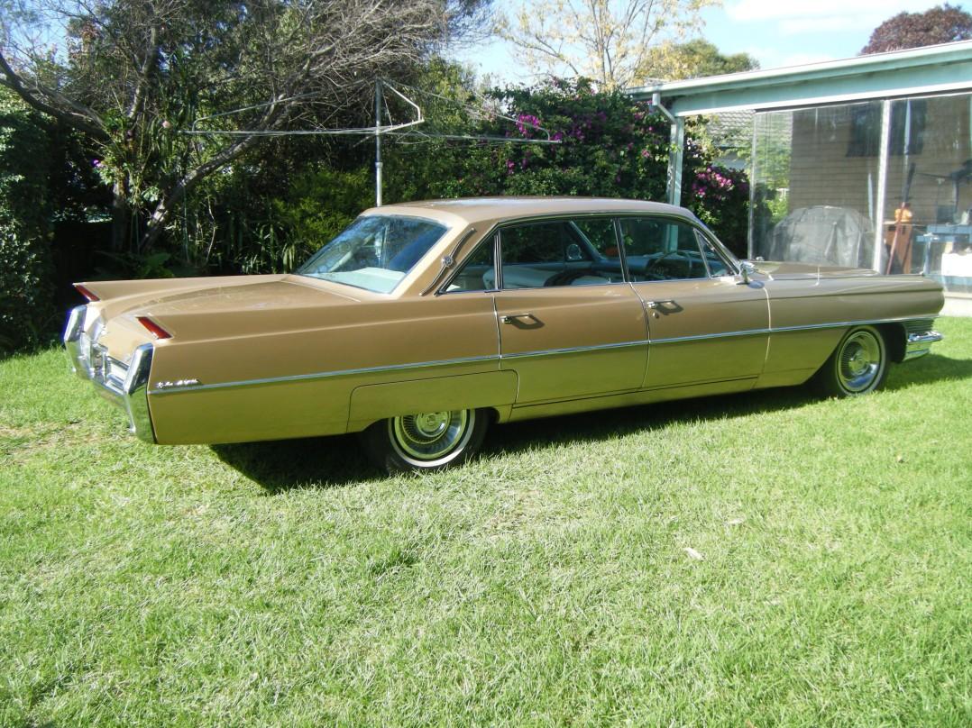 1964 Cadillac SEDAN DE VILLE