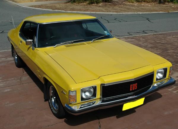 1974 Holden MONARO GTS