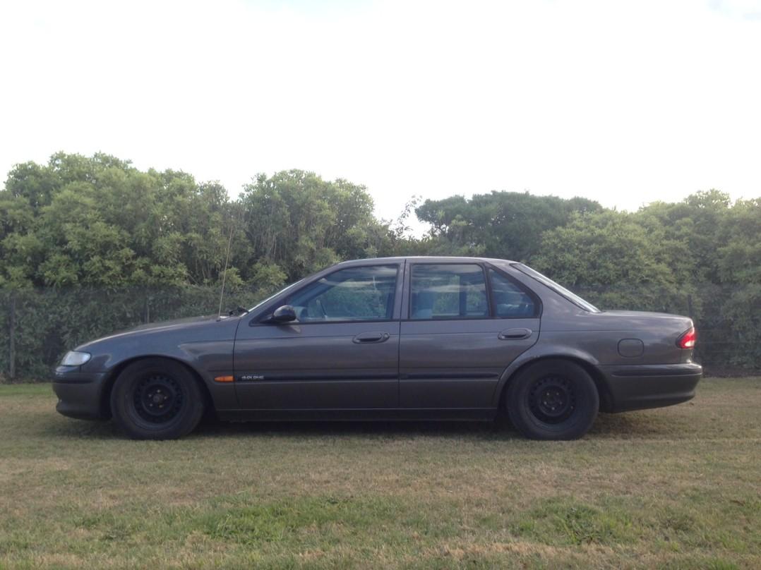 1996 Ford Falcon EL