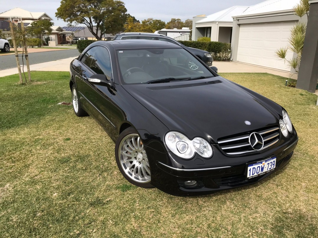 2006 Mercedes-Benz CLK500 AVANTGARDE