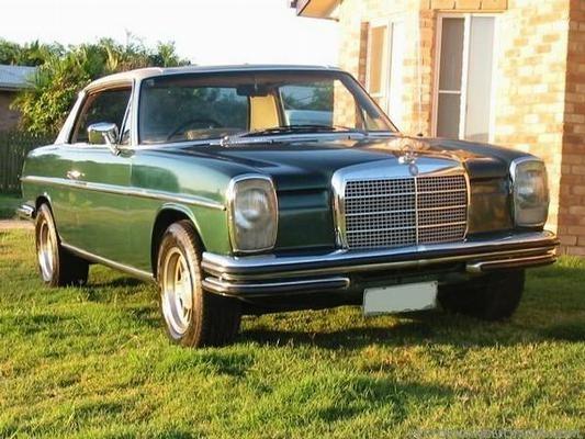 1969 Mercedes-Benz 250 CE