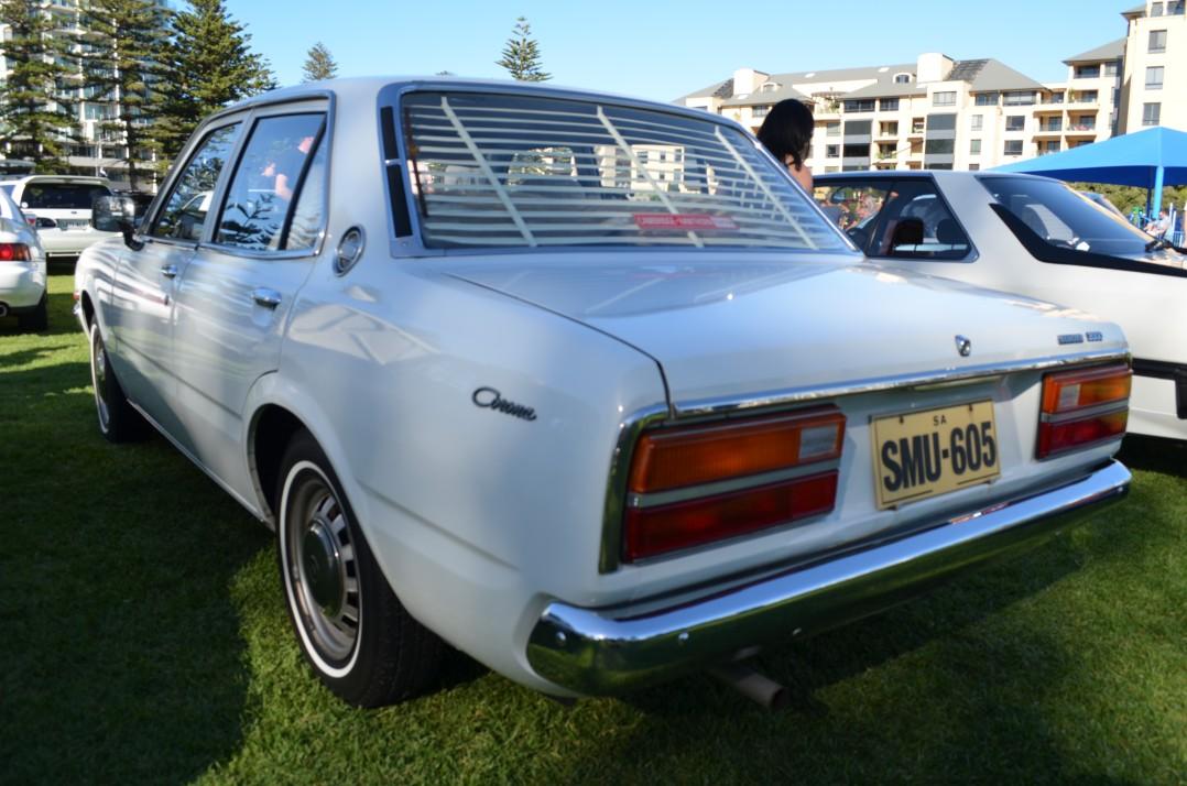 1978 Toyota RT 104 CORONA SE