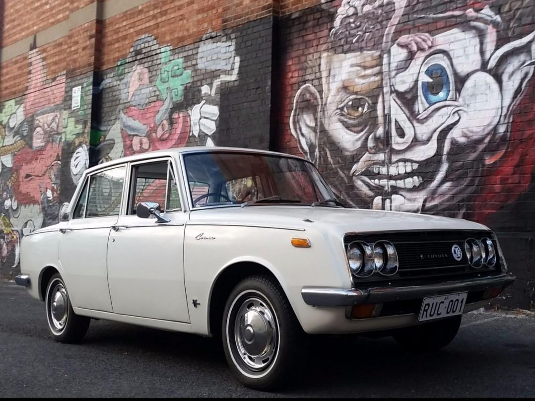 1970 Toyota rt40 corona