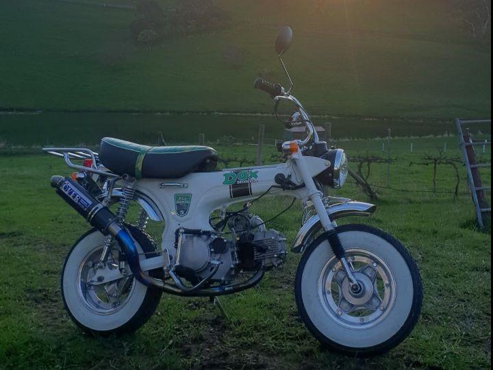 1973 Honda Dax 70